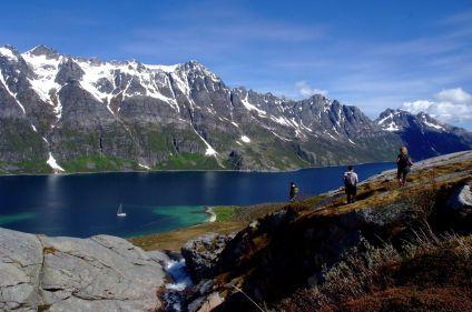 La côte sauvage, Tromsø