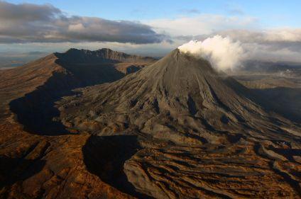 Les volcans du Kamtchatka