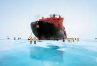 Le pôle Nord en brise-glace
