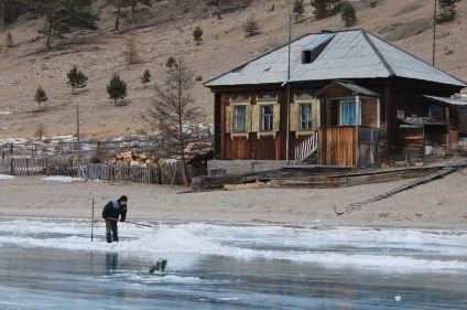 Transsibérien en hiver du lac Baïkal à Vladivostok