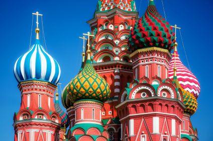 Au fil de l'eau entre Moscou et Saint-Pétersbourg