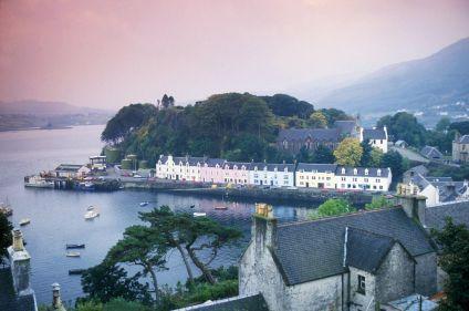 Ecosse, châteaux, lochs et distilleries