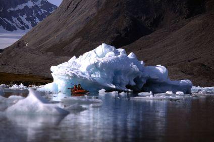 Au-delà du 80ème parallèle en kayak