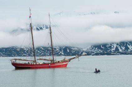 Au cœur de l'Isfjord