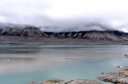 80° de latitude Nord : objectif le fjord Murchison
