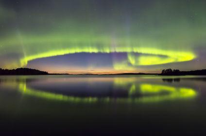 Aventure d'automne en Laponie