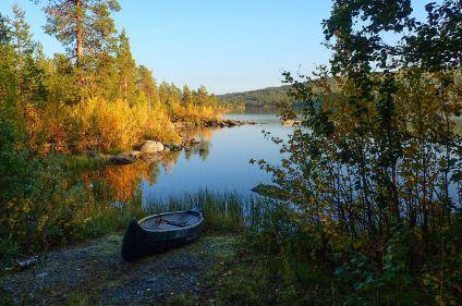 Au rythme de la nature en Laponie suédoise